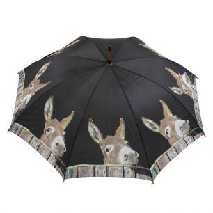 Umbrella wood donkey