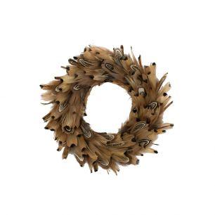 Wreath pheasant ringneck 15cm (phasianus colchicus)