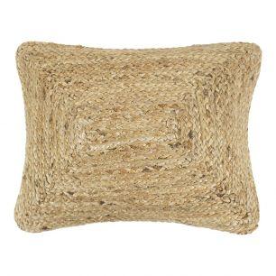 Jute cushion 35x45cm