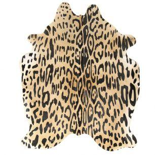 Carpet cow jaguar print (bos taurus taurus)