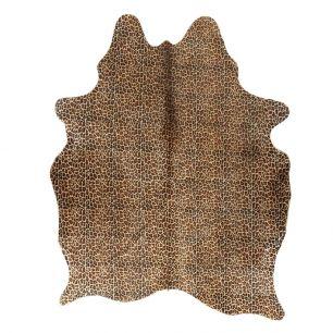 Carpet cow panther print (bos taurus taurus)