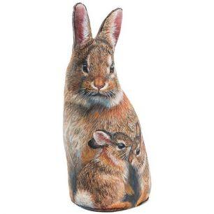 Door stopper rabbit 37cm