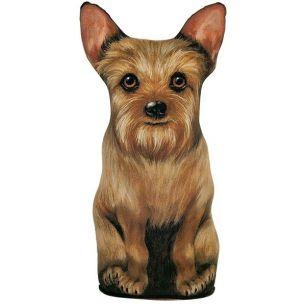 Door stopper terrier 37cm