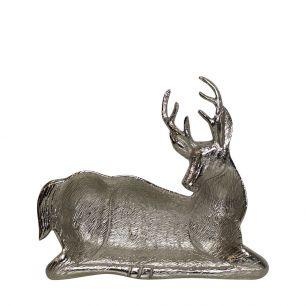 Bowl deer 28cm