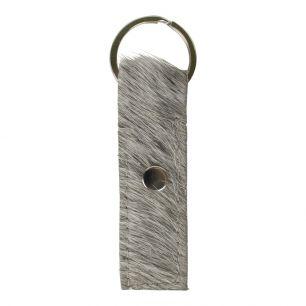 Key chain men grey (bos taurus taurus)