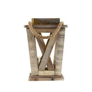 Lantern wood x 29cm