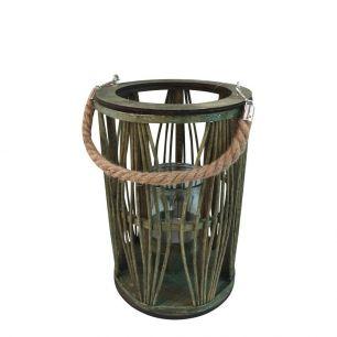 Lantern straight grass 17cm