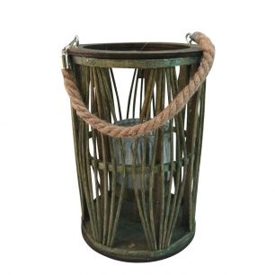 Lantern straight grass 19cm
