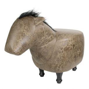 Stool horse