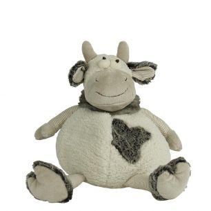 Cuddly toy cow 25cm