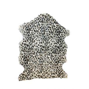 Fur goat cheetah 60x90cm (capra aegagrus hircus)