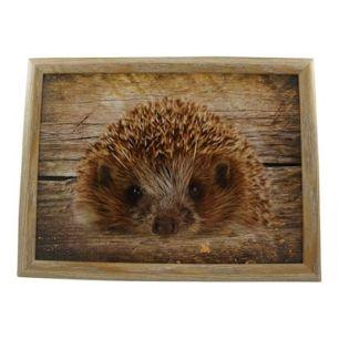 Laptray hedgehog