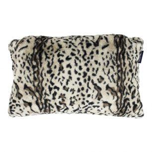Cushion panther 30x50cm