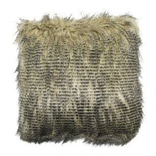 Cushion ostrich 45x45cm